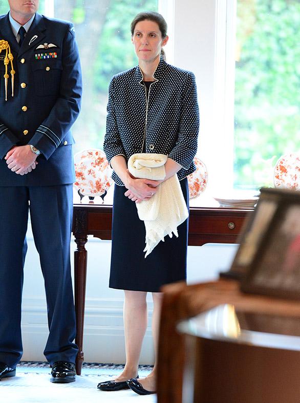 Maria Borrallo, Prince Georges nanny,