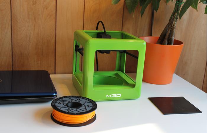 Micro 3D printer kickstarter