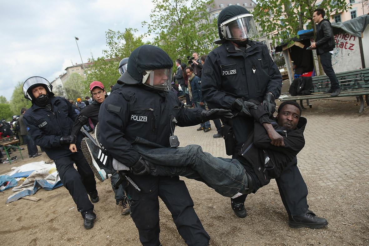 berlin squatters