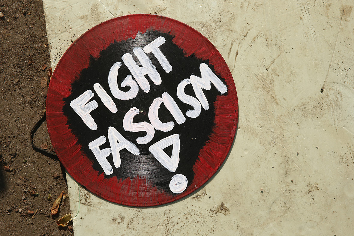 fight fascism