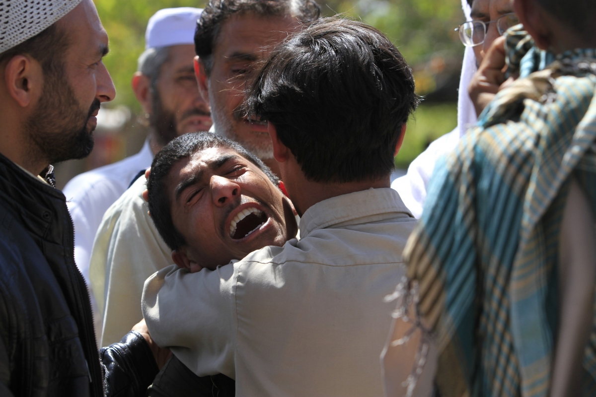 Islamabad Blast Pakistan Asia Subcontinent Terrorism