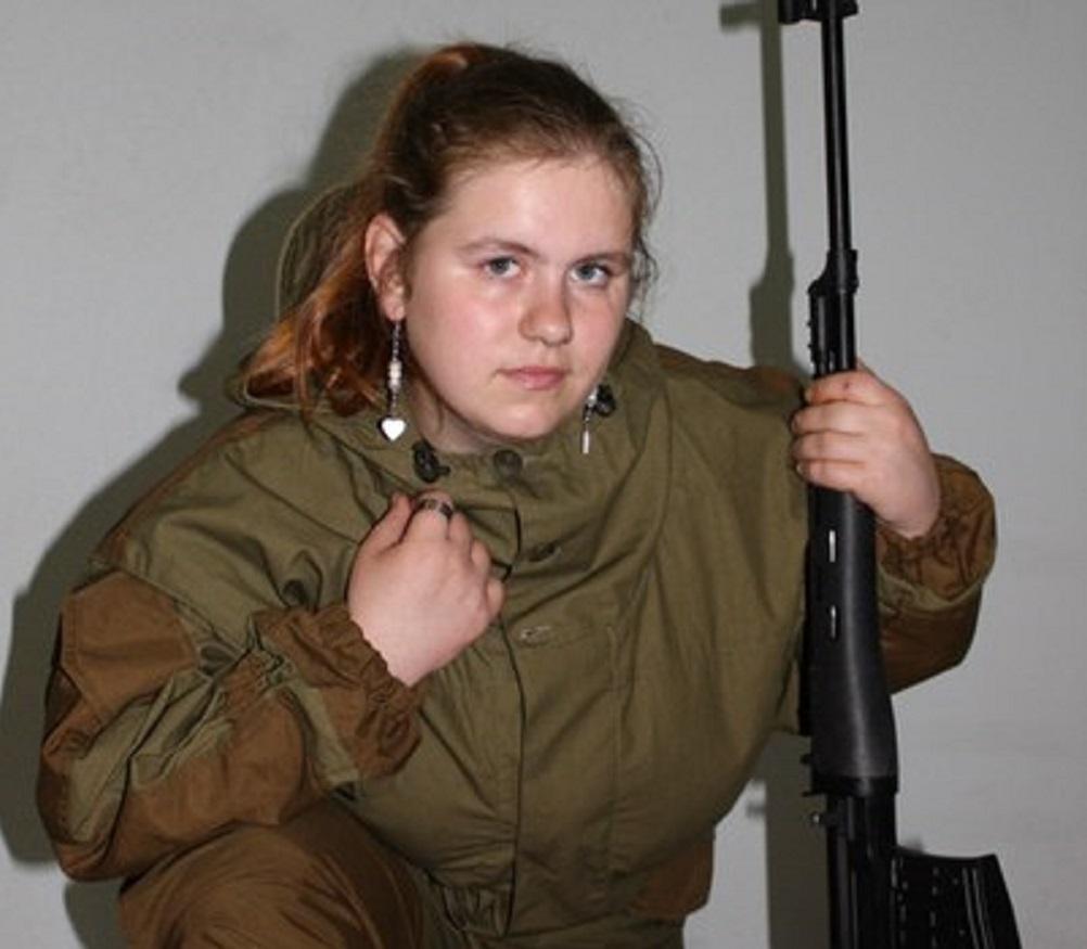 Ukraine SBU Arrests Russian spy Maria Koleda in Kherson Mykolaiv