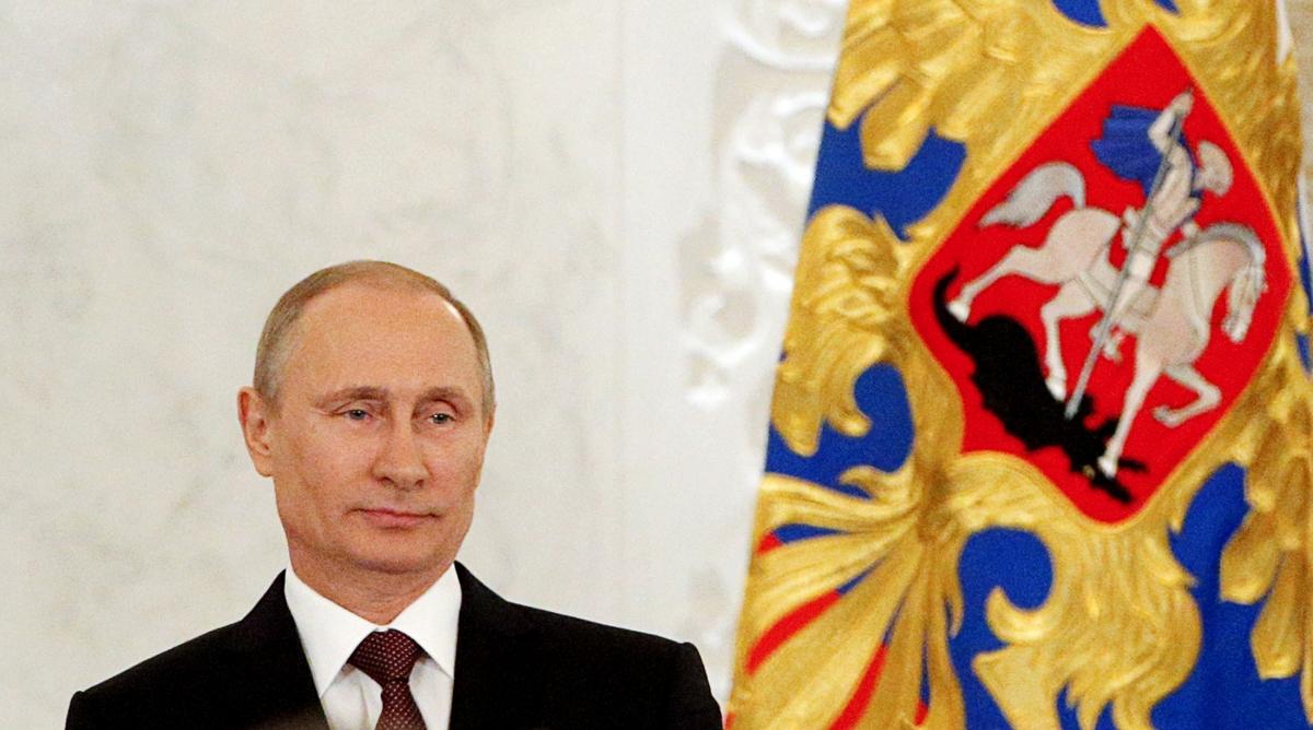 Crimean Capital Simferopol Renamed Vladimir Putin