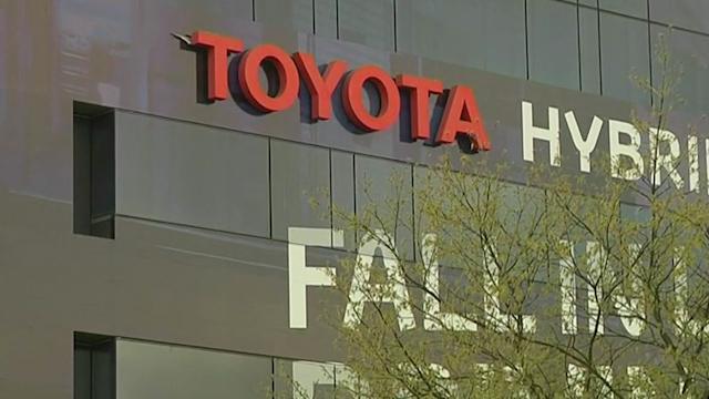 Toyota Recalls 810,000 Vehicles in Europe