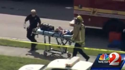 Florida Day Care Centre Crash