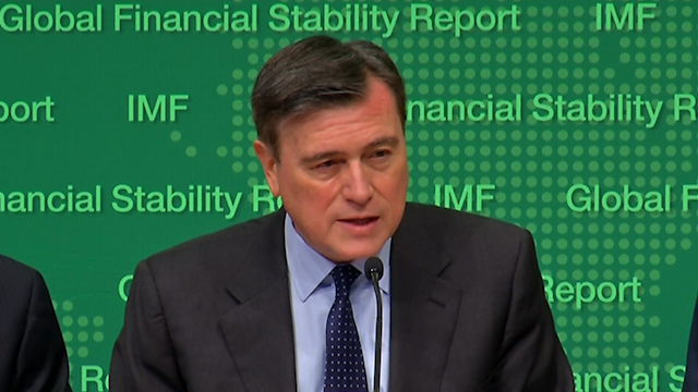 IMF: Corporate Debt Poses Risk for Emerging Economies