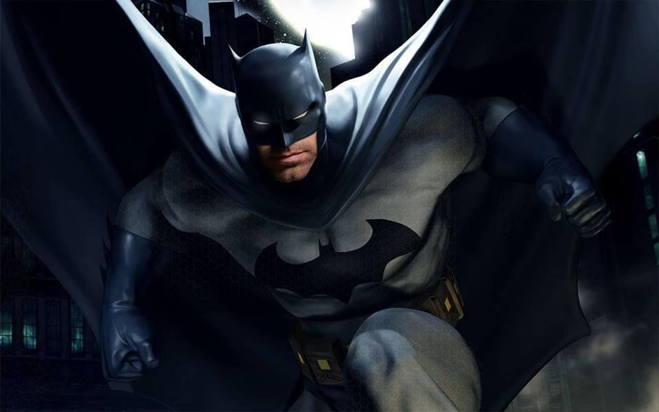 JUSTICE LEAGUE - Superman v. The Justice League RESCORED ...
