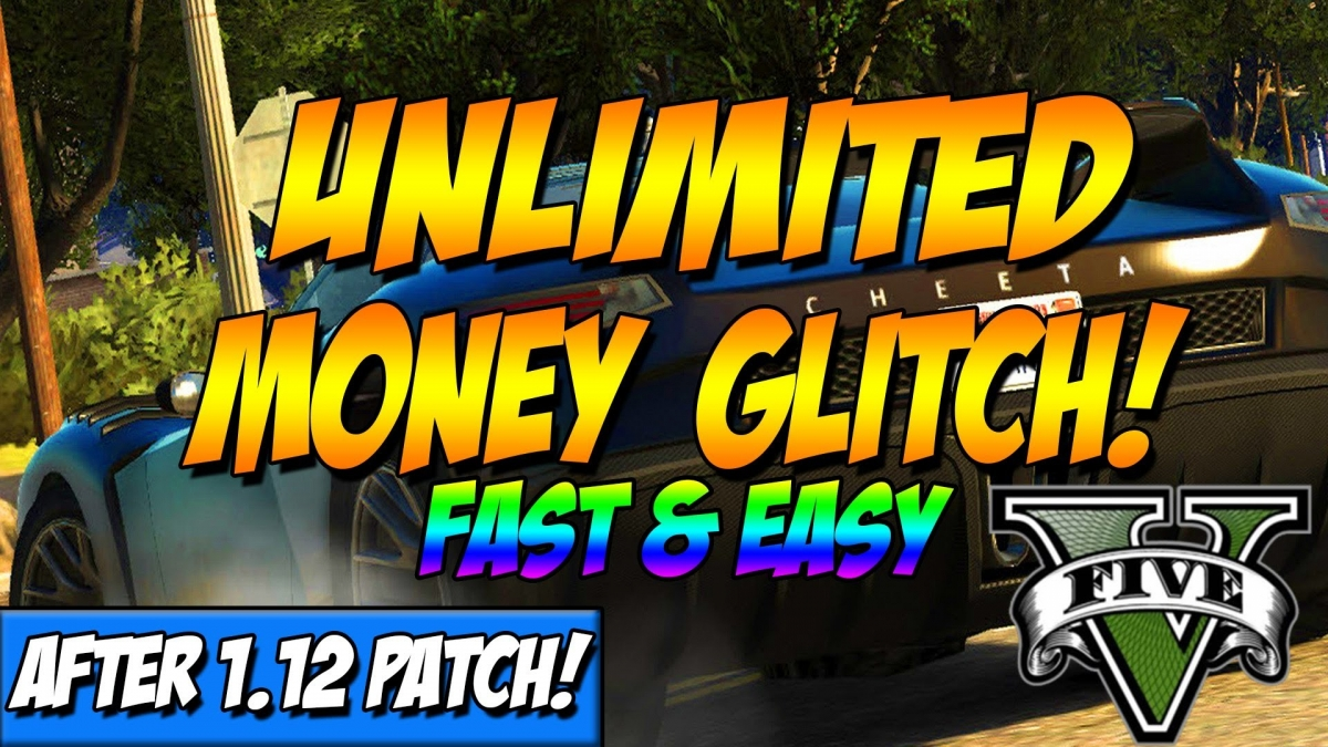 GTA 5: Fastest Unlimited Money Glitch After 1.12 Patch in GTA Online