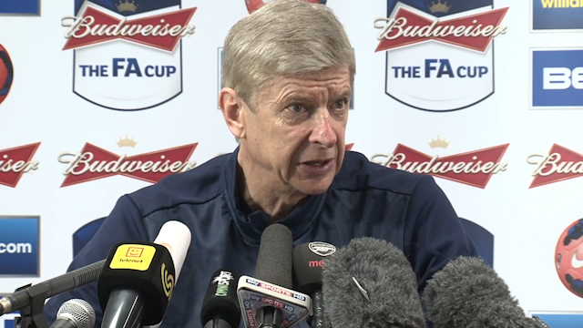 Wenger: We Want to Keep Squad Together