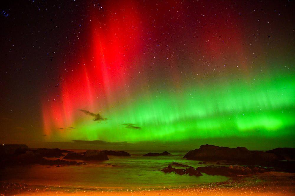 aurora ireland