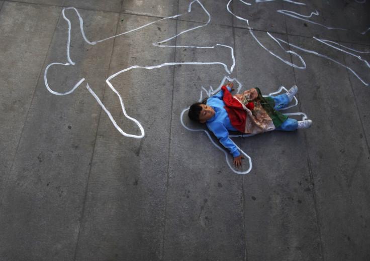 Mexico War on Drugs Cartel Americas Africa Murder