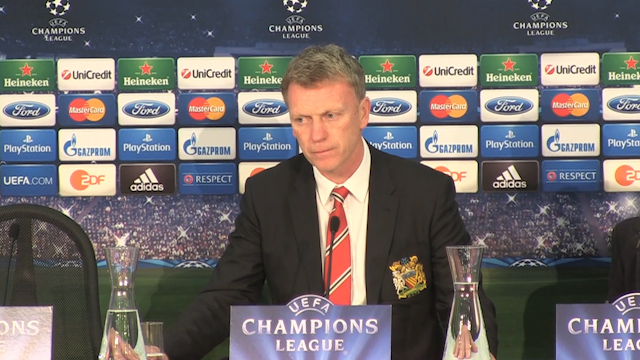 Moyes: Schoolboy Defending Cost us Bayern Match