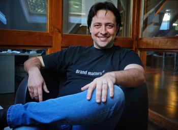 Marius Ursache, CEO and co-founder of Eterni.me