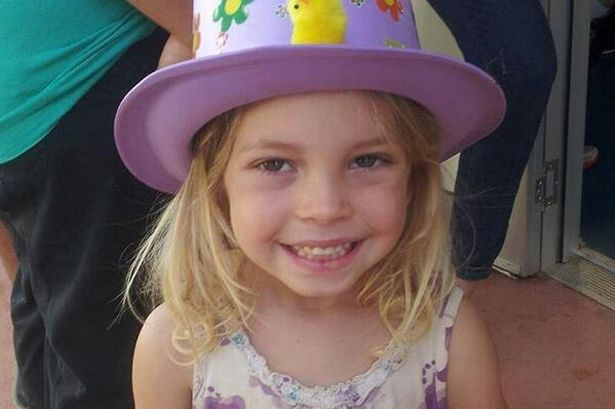 Chloe Campbell went missing during the night from her home in Childers, southeastern Australia