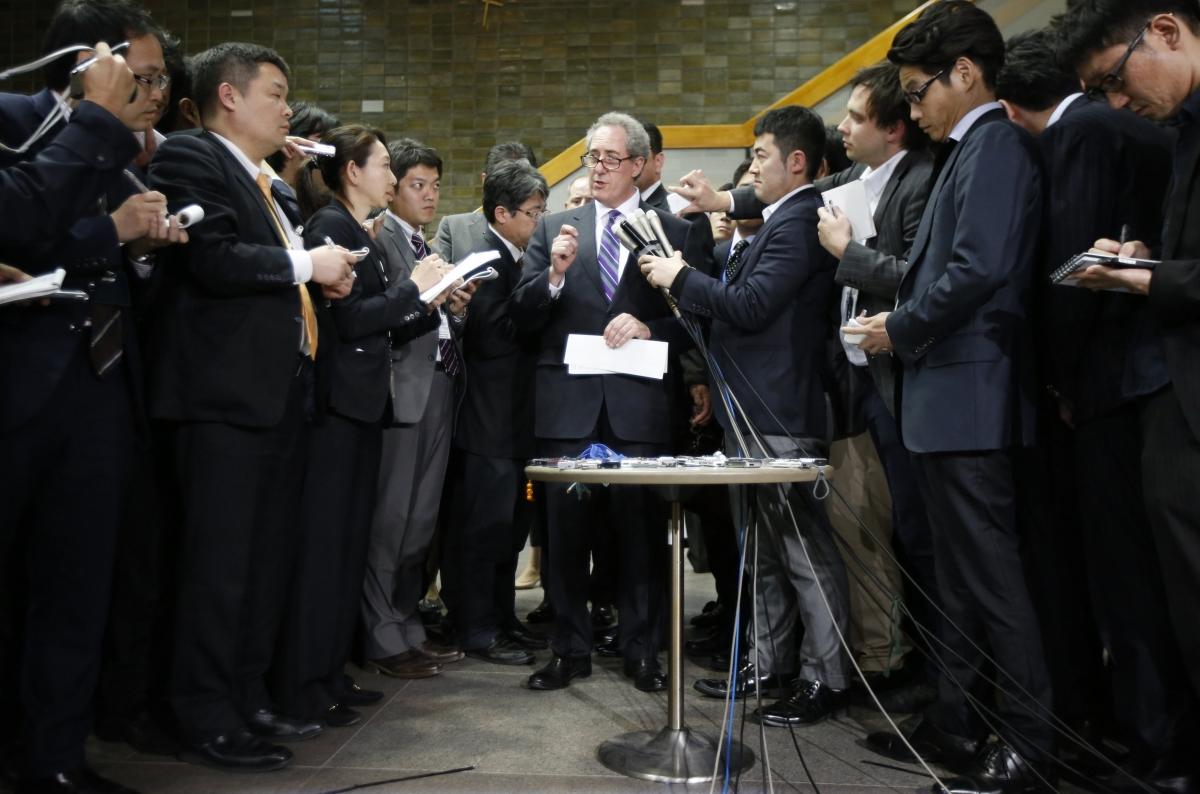 Big Gaps Remain Between US and Japan in Trade Talks