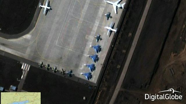 OSCE Concerned by Armed Groups in Eastern Ukraine