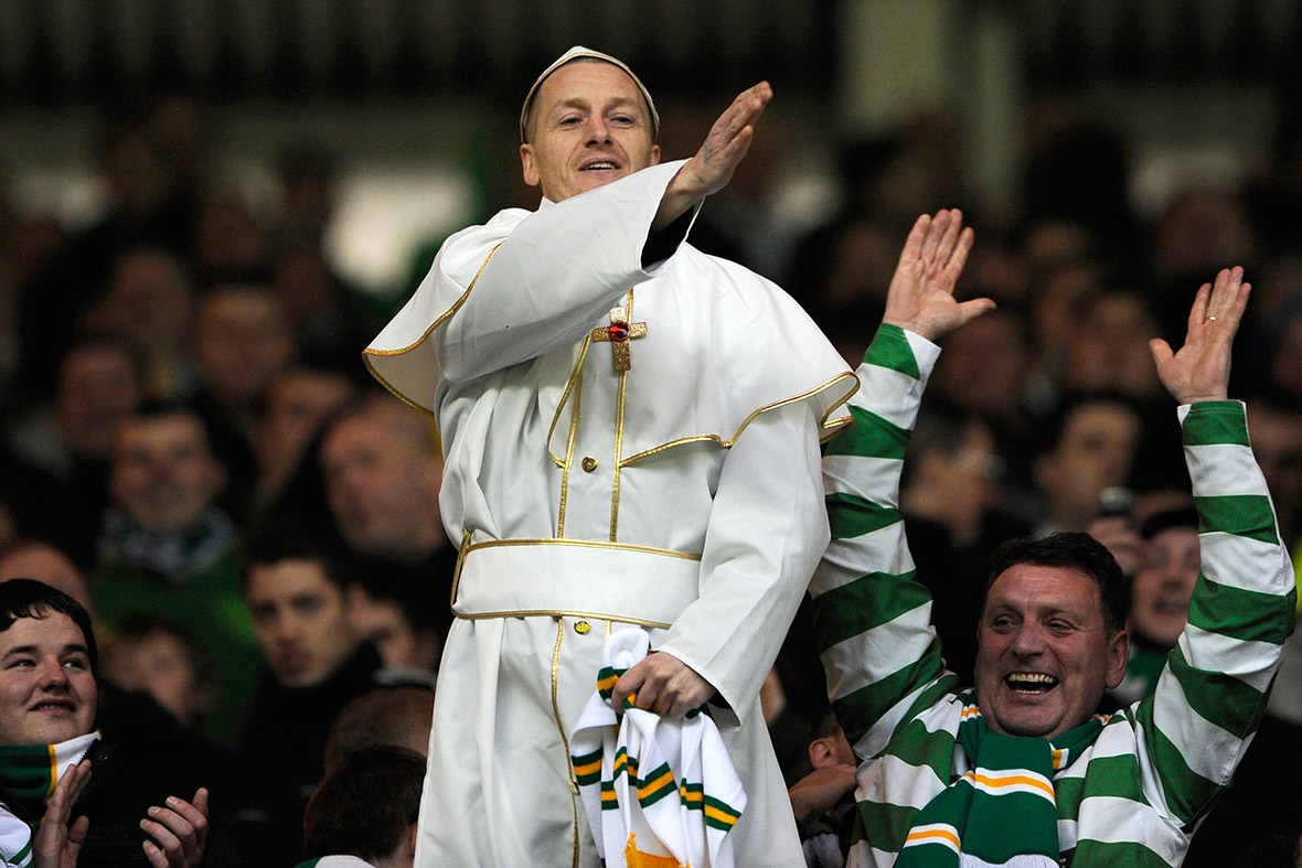 celtic pope