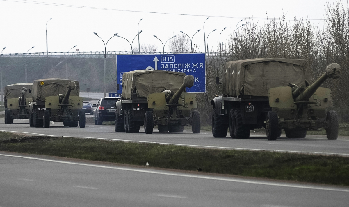Ukraine tensions and Russia intervention