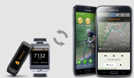 Galaxy S5, Gear 2, Gear Fit Launch in UK
