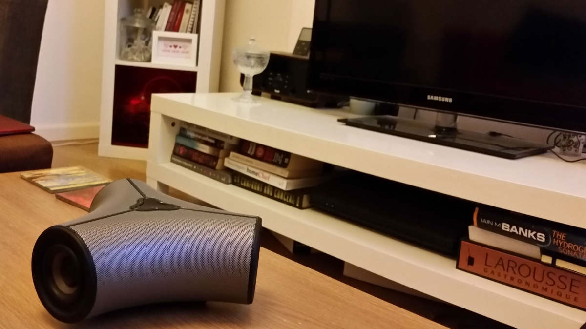 Spaced360 Bluetooth Speaker Review