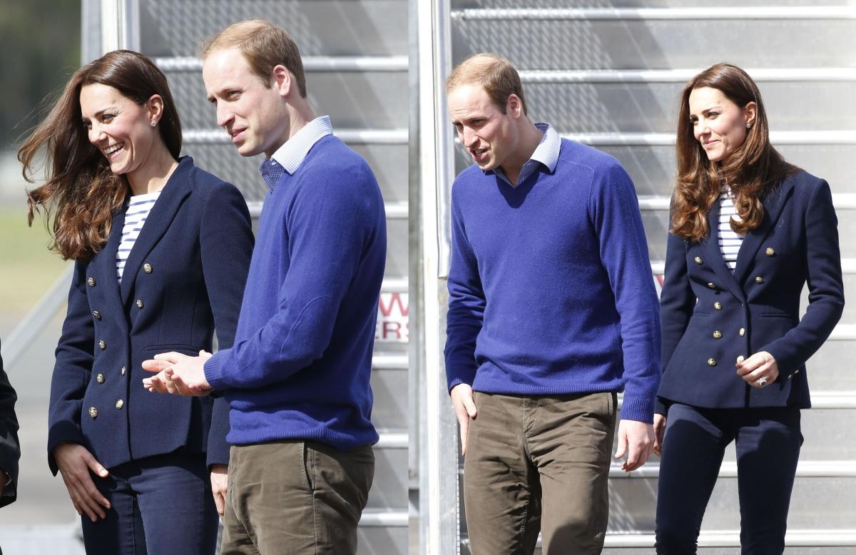 Royal Tour 2014 Kate Middleton Dress