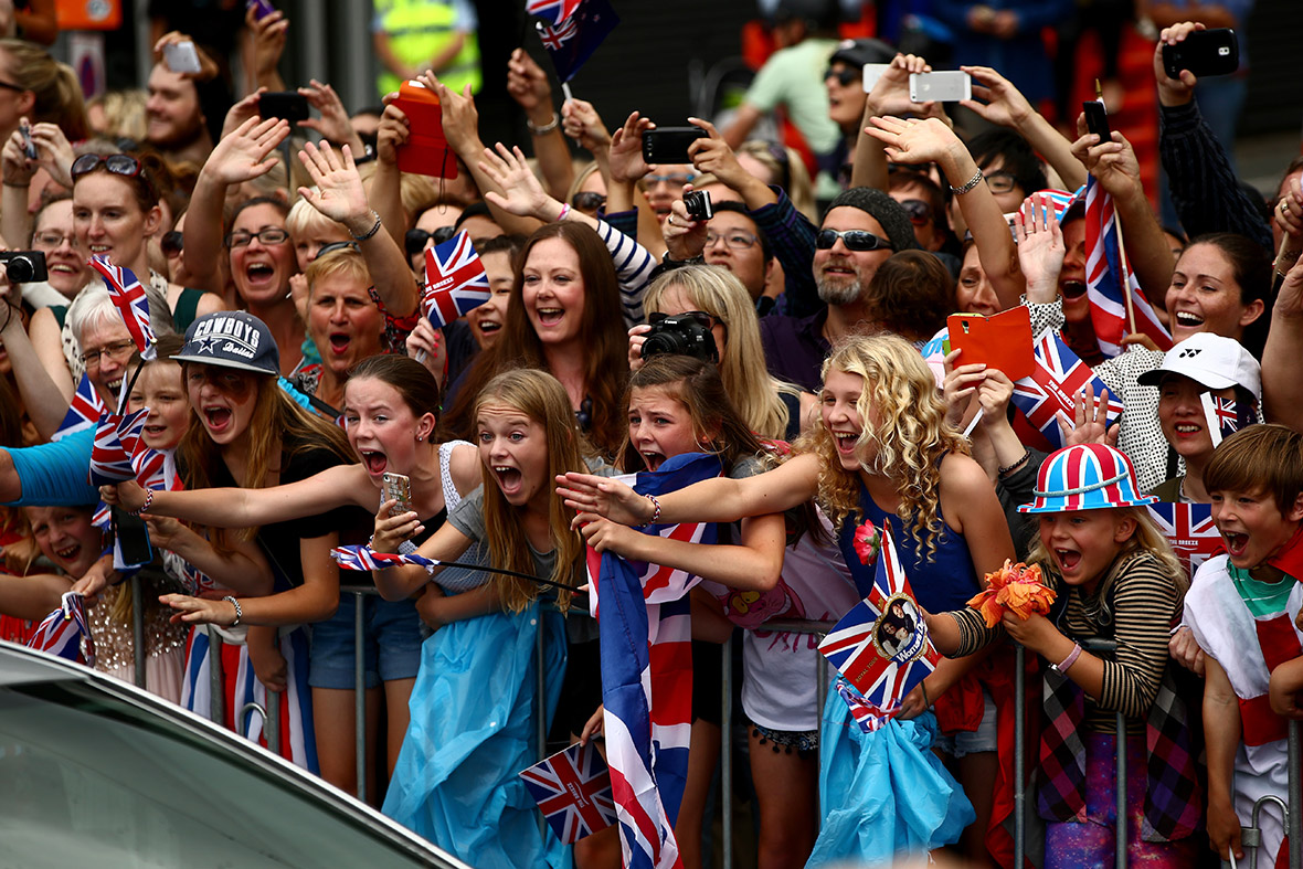 Kate wills fans