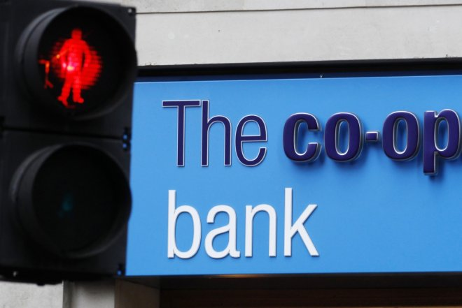 Co-op Unveils £1.3bn Loss
