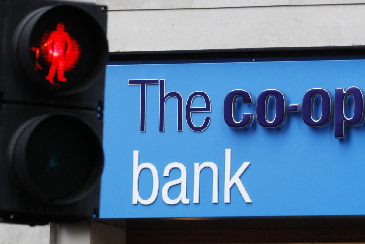 Co-op Unveils £1.3bn Loss