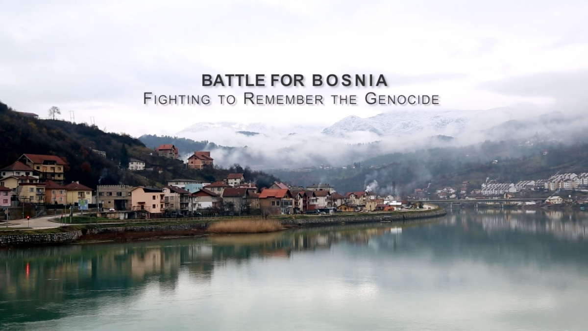 Battle for Bosnia: Fighting to Remember the Genocide