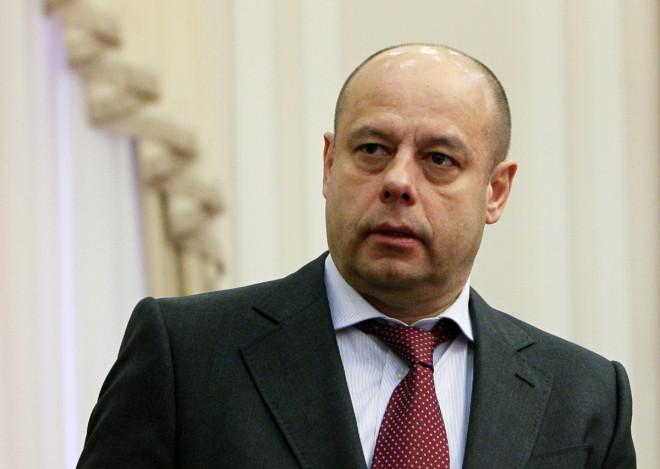 Ukraine's Energy Minister Yuri Prodan
