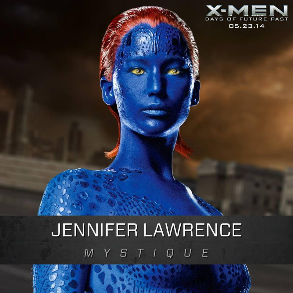 Jennifer Lawrence's Mystique in New X-Men Spin-off Movie