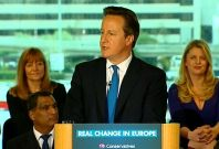 David Cameron: Ukip Can\'t Change a Thing in Europe.