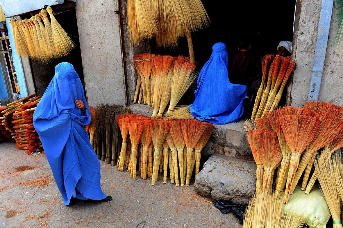 afghan burkhas
