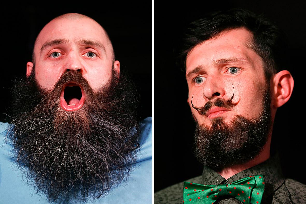 beard moustache
