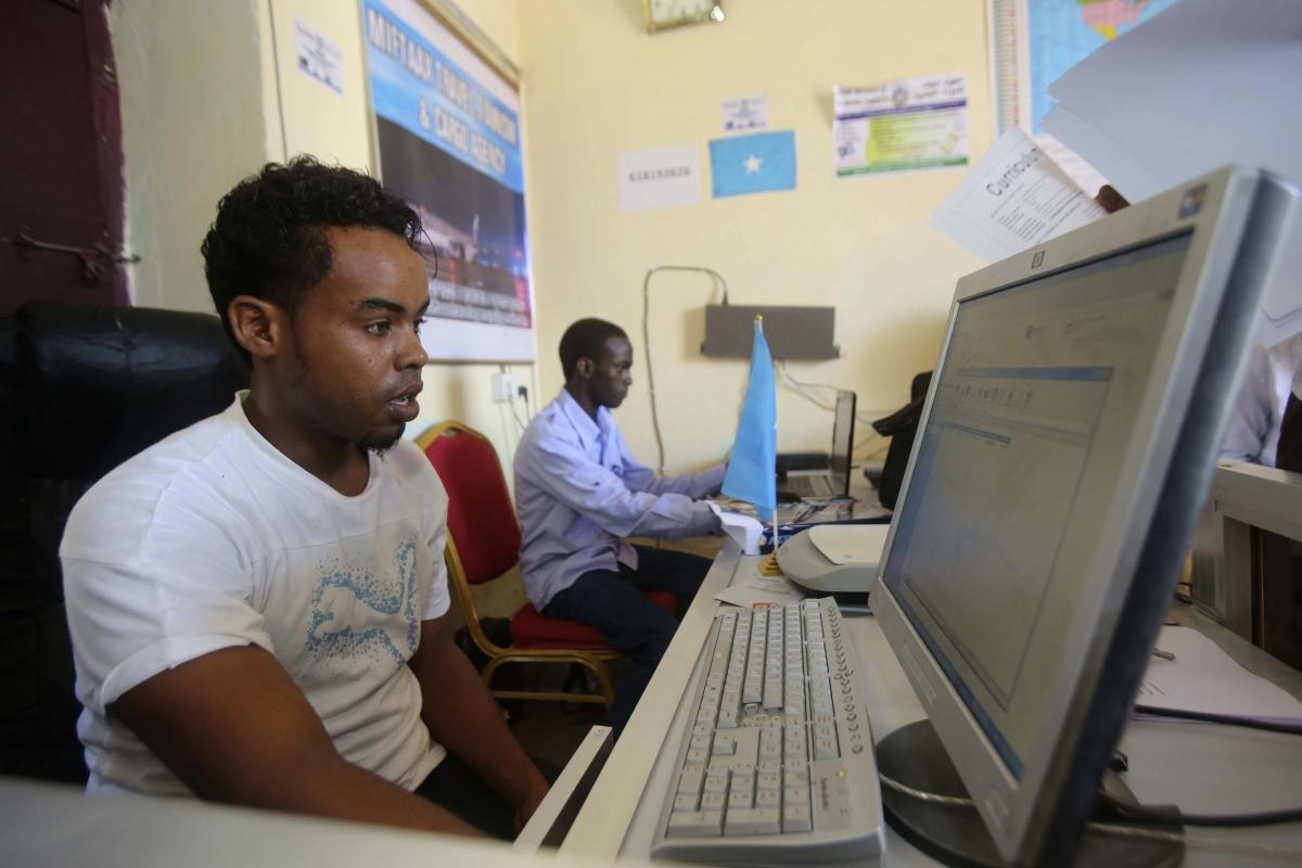 Mogadishu Internet Somalia