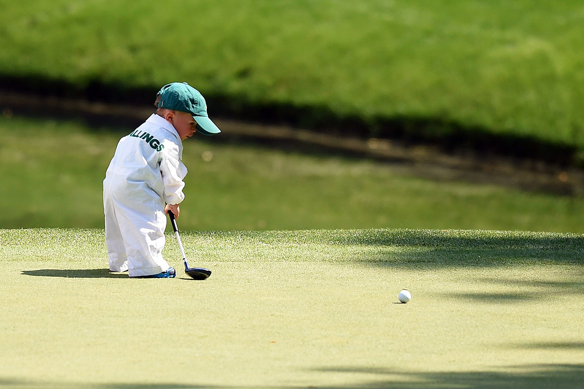 golf toddler