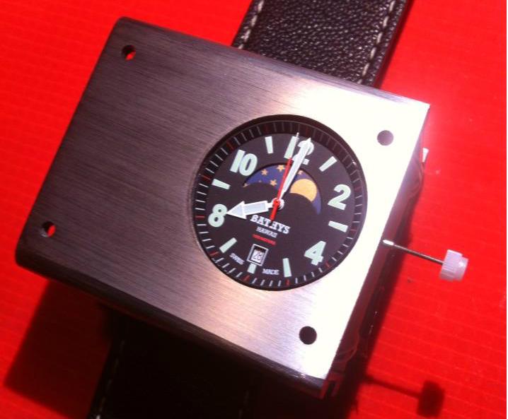World S Most Accurate Wristwatch Hits Kickstarter