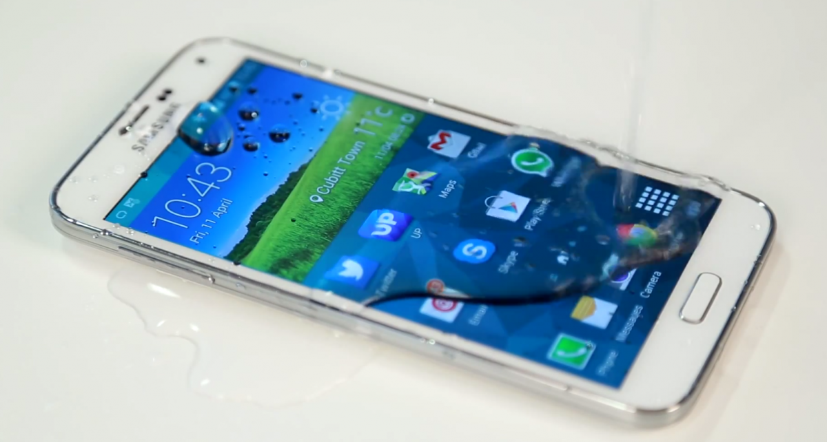 Galaxy S5, Nexus 5 and iPhone 5s Hacked