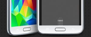 Samsung Galaxy S5 Fingerprints hacked