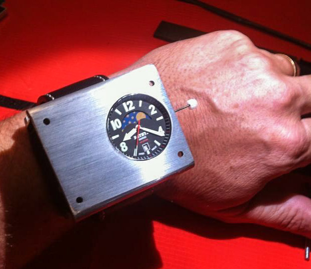 atomic wristwatch