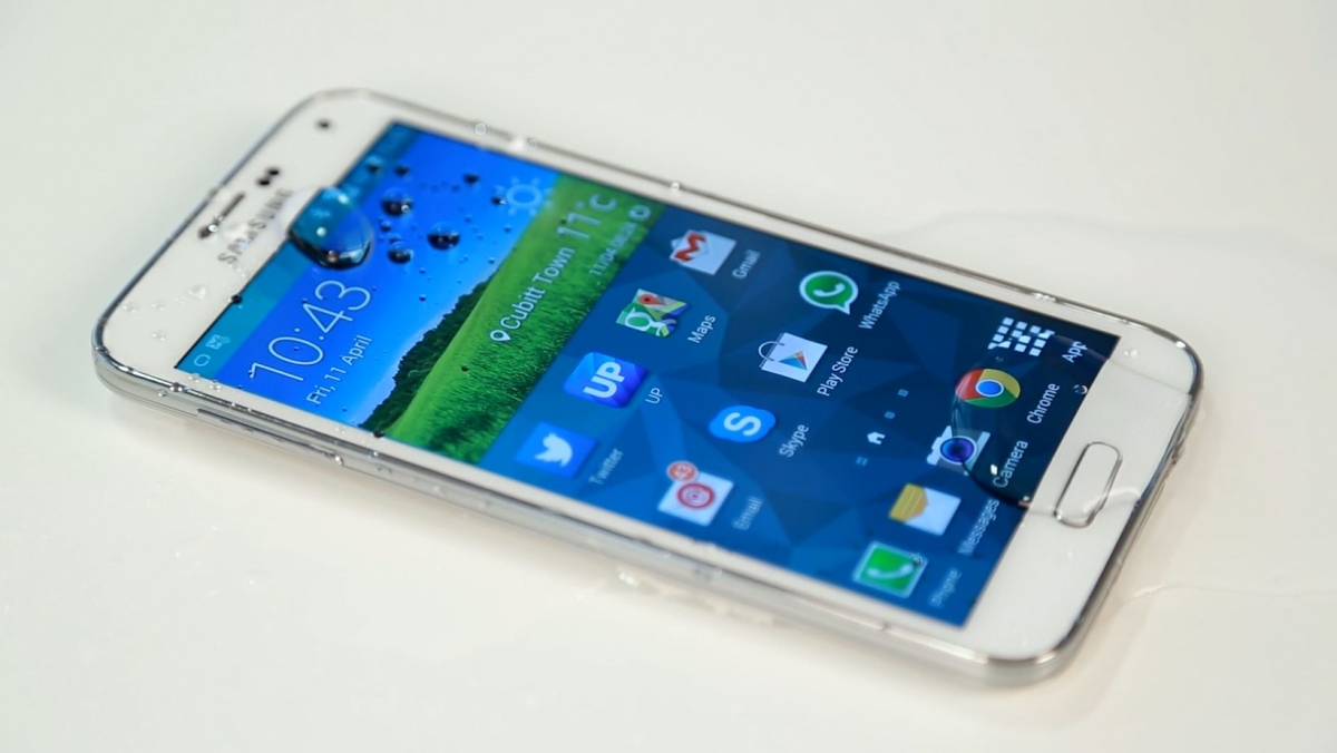 Tech Review: Samsung Galaxy S5