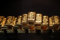 Gold ETFs Suffer Huge Outflows