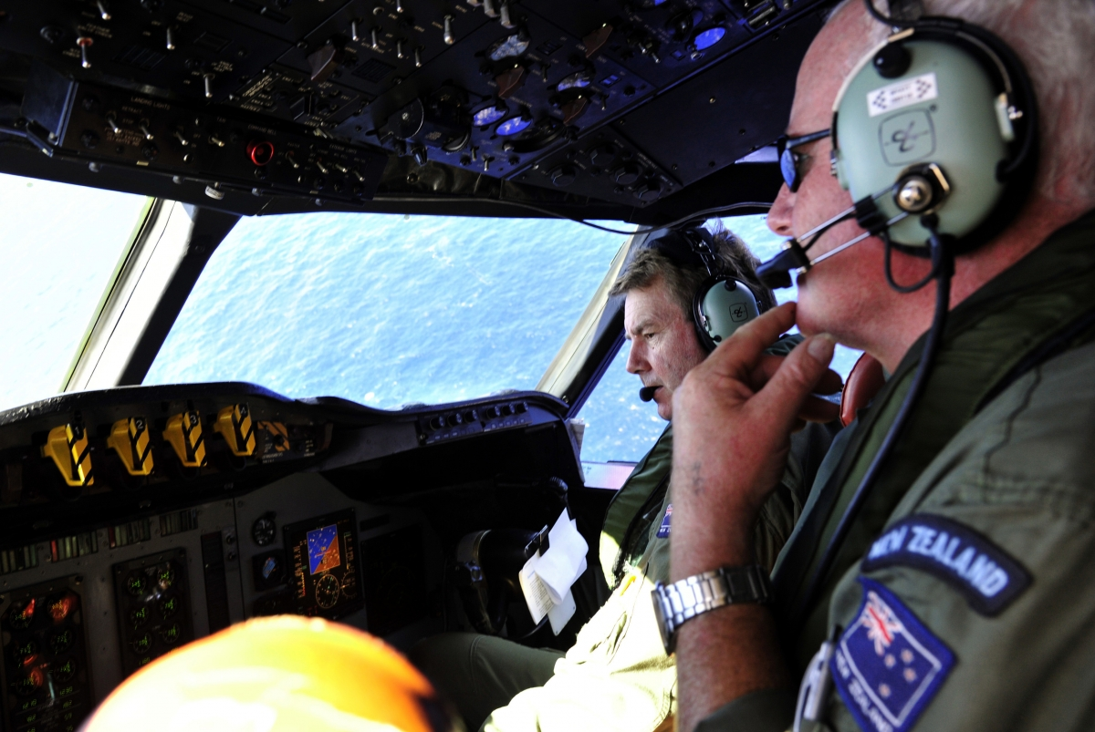 Missing Malaysia Airline MH370