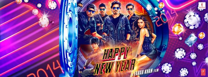 Happy New Year Movie Poster 77