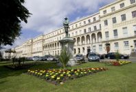 Cheltenham Borough\'s Municipal Offices. Conservative councillor Barbara Driver made the controversial comment during a council meeting.