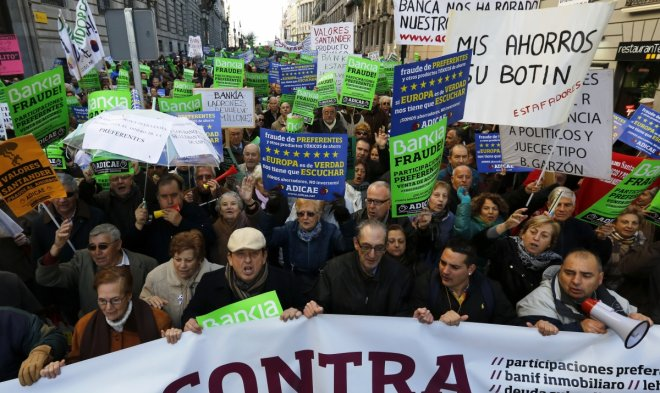 European Banks Slashed 80,000 Jobs in 2013