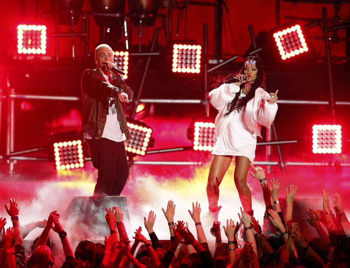 MTV Movie Awards 2014 Performances