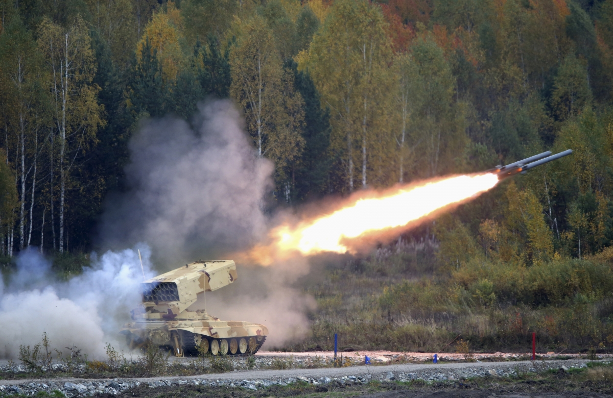 Ukraine crisis and Russia's missile test