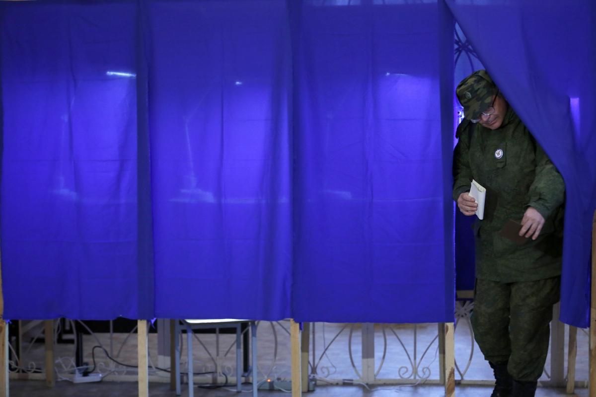 Crimea Election Vote