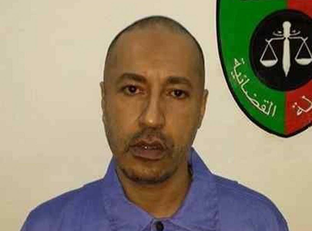 Gaddafi's Sons Face Trial for War Crimes